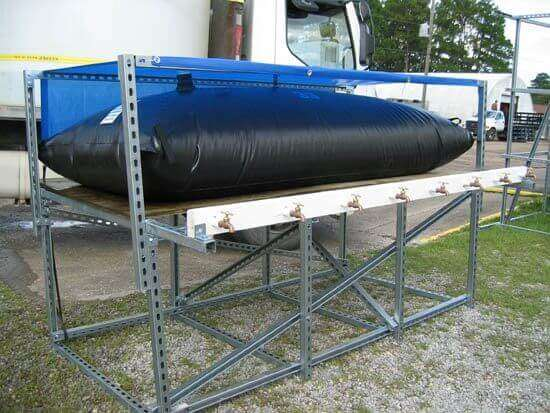 Water Bladder for Disaster Supply